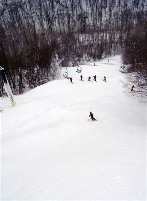 Blue Knob Snow Tubing by Firsthand Report On At Blue Knob