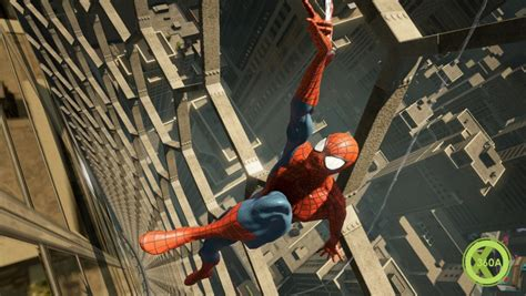 web swinging games the amazing spider man 2 coming to eu boxed retail for