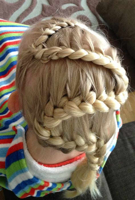 images of french plaits behind each ear images of french plaits behind each ear images of french
