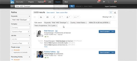 Linkedin Title For Mba Seeker by The Only Way Recruiters Will Find You On Linkedin