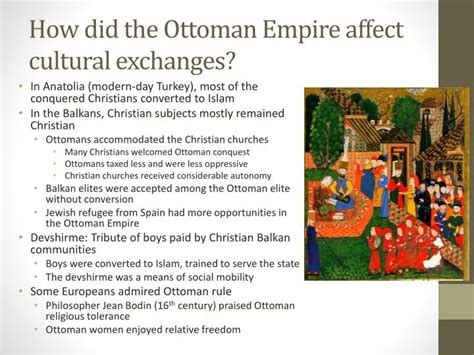 culture of the ottoman empire ppt islamic empires powerpoint presentation id 1972505