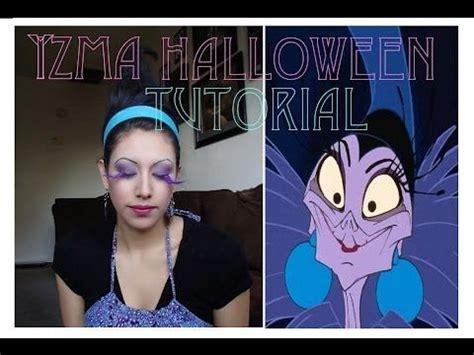 yzma halloween tutorial hairnailsmakeupbondbeautyful