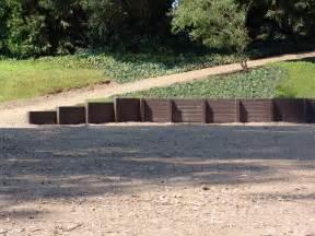 dynamic precast retaining walls wood pattern