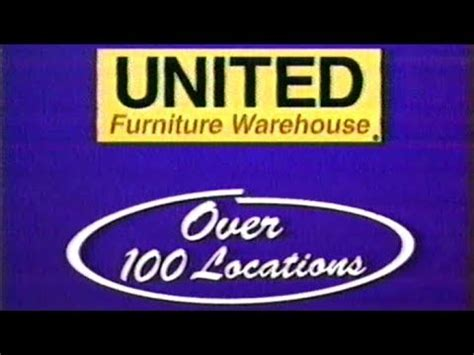united furniture warehouse commercial       youtube