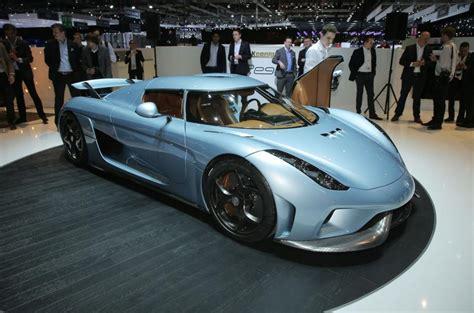 New Koenigsegg Car New Koenigsegg Regera Revealed Autocar