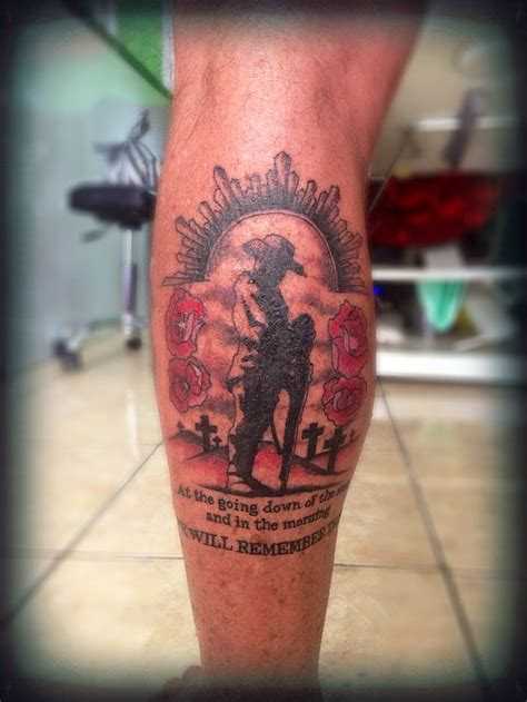 can you join the army with tattoos lest we forget goerat studio bemo corner kuta bali
