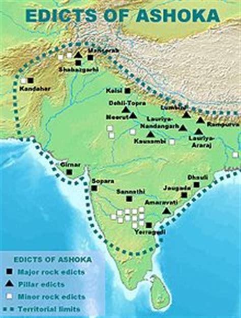 mauryan empire ancient history encyclopedia list of edicts of ashoka