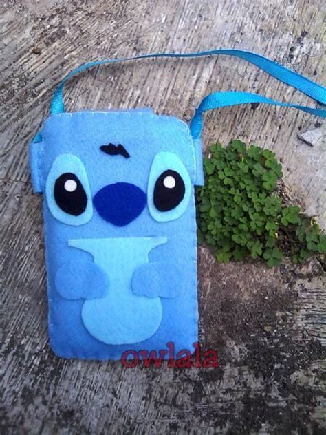 Hp Flanel Jual Pouch Hp Tas Hp Flanel Stitch Owlala