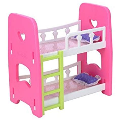 baby doll bunk beds amazon com you me baby doll bunk bed toys games