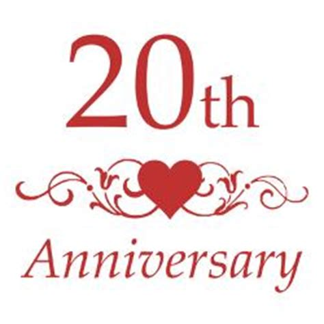 Wedding Anniversary Quotes 20 Years by 20th Year Wedding Anniversary Quotes Quotesgram