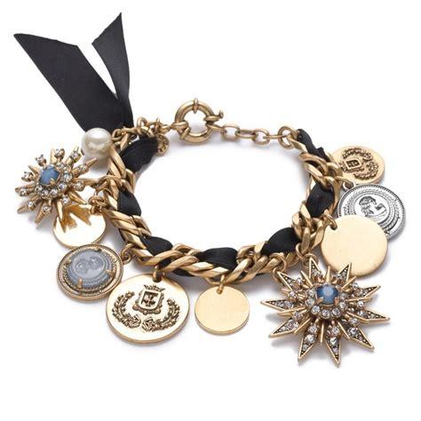 mixed charm bracelet j crew