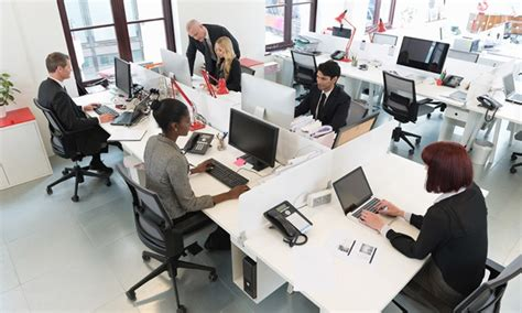 design engineer work environment 6 ways to keep productivity high in an open office layout