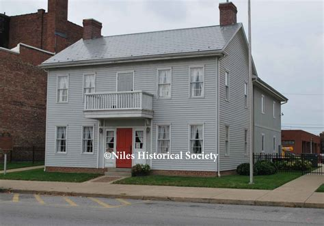 mckinley house story of lot 20 president william mckinley s home