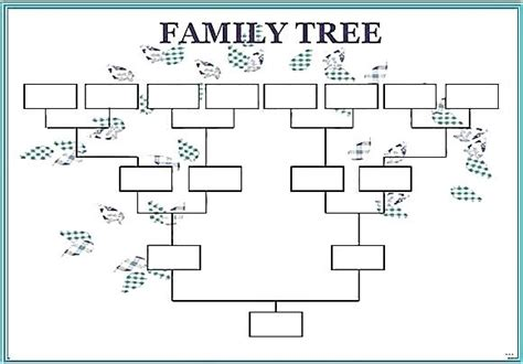 family genome template family genome template images template design ideas