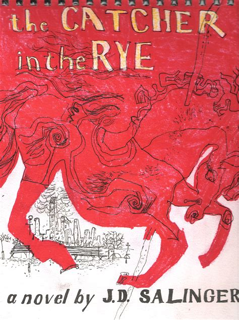 the catcher in the catcher in the rye by bjornagain on