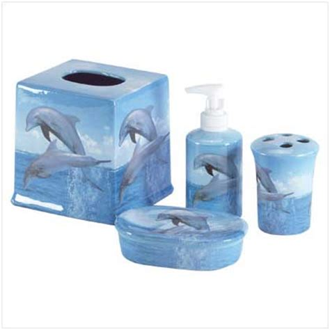 dolphin bathroom accessories dolphin bathroom accessories 28 images bathroom set of