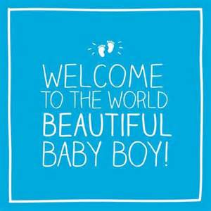 Wedding Invitations Messages Card Baby Boy Welcome To The World Sugarloaf
