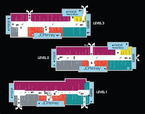 washington square mall map mall map of emerald square a simon mall attleboro ma