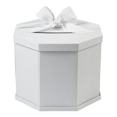 Martha Stewart Wedding Gift Card Box - amazon com martha stewart gift card box white eyelet wedding card box artwork