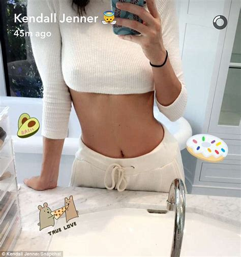 Kendall Jenner flashes bikini body in racy Instagram snap