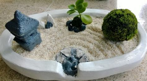 Mini Zen Garten so k 246 nnen sie einen mini zen garten kreieren