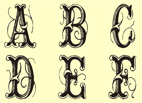 beautiful images of letters beautiful fancy alphabet letters printable stencils