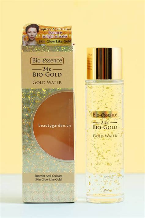 Bio Essence 24k Bio Gold Water bio essence 24k bio gold gold water garden