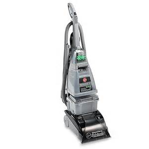 hoover 174 steamvac turbo power carpet cleaner with clean