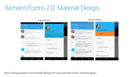 xamarin forms layout performance xamarin 4 the future of apps