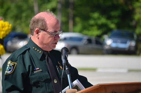 Flagler County Sheriff Office by In Another Major Shakeup Sheriff Hires Bunnell S