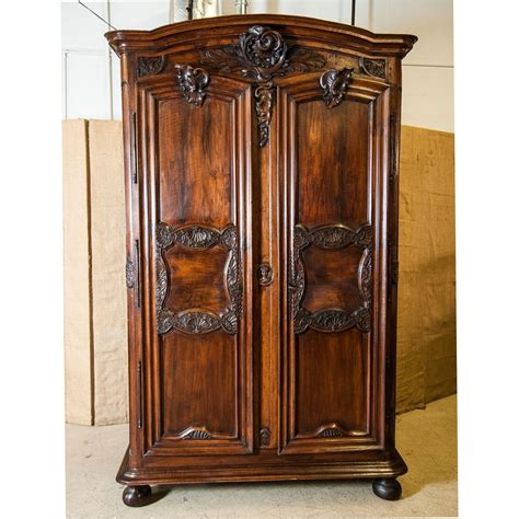 louis armoire lolo french antiques exceptional lyonnaise louis xv period