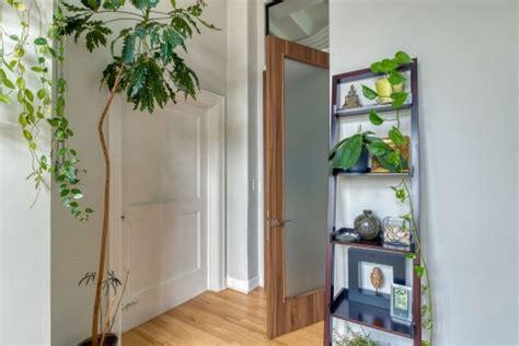 modern interior doors renovation  bucktown chicago