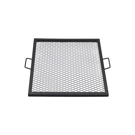 Maspion Multi Square Grill sunnydaze x marks square pit cooking grill steel