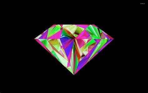 wallpaper of colorful diamonds colorful diamond wallpaper vector wallpapers 31520