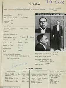 Australia Criminal Record Australia S 1930s Criminal Records Reveals Weren T Treated Equally Before The Daily