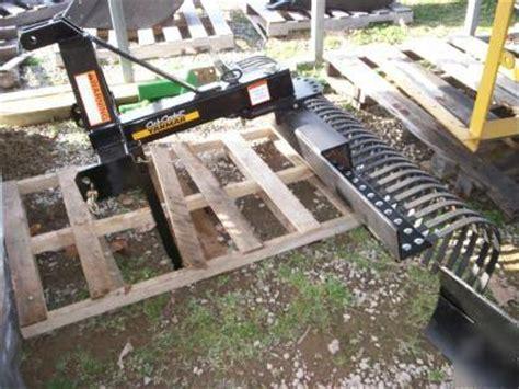Landscape Rake For Cub Cadet Cub Cadet Yanmar Compact Tractor Landscape Rake 6