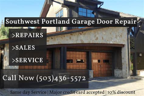 Southwest Portland Garage Door Repair In Sw Portland Southwest Garage Door