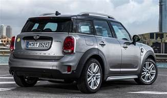 Mini Cooper Official Official Mini Cooper S E Countryman All4