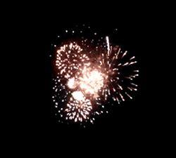amazing fireworks animated gif pics share