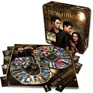 themes for games at twilight the twilight saga new moon board game gift ideas