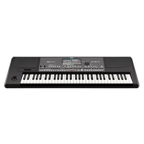 Li Keyboard Korg korg pa600 aran緇 233 r s sluch 225 tka zdarma stojan na gear4music