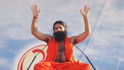 yoga tutorial by baba ramdev yoga guru baba ramdev to open 10 000 training centers in