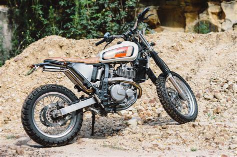 Suzuki Scrambler Motorcycle Suzuki Dr650 Scrambler Tracker20160421 14 Motorcycle