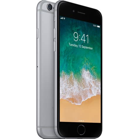 A Iphone 6 by Iphone 6 32gb Space Grey Big W