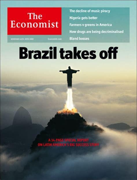 Newsweek No Mba by Brazil Takes The Economist