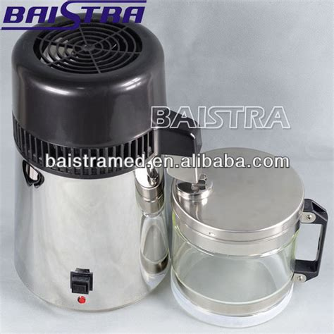 home table top water distiller water distillation plant