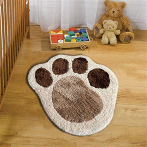 paw rug puppy paw rug nursery doggies products rugs and nurseries