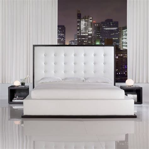 modloft ludlow bed ludlow bed by modloft 187 petagadget