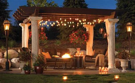 romantic and cozy atmosphere under a pergola i love the 37 best pretty rustic pergolas images on pinterest