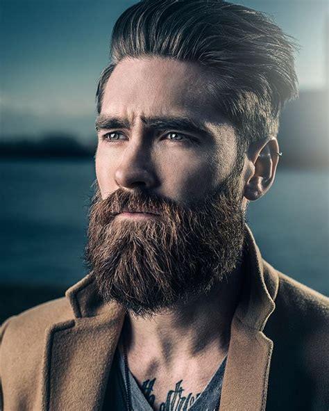 well groomed beard length 5 full beard styles